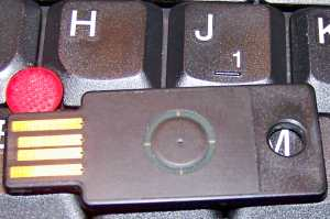 Picture of Yubikey