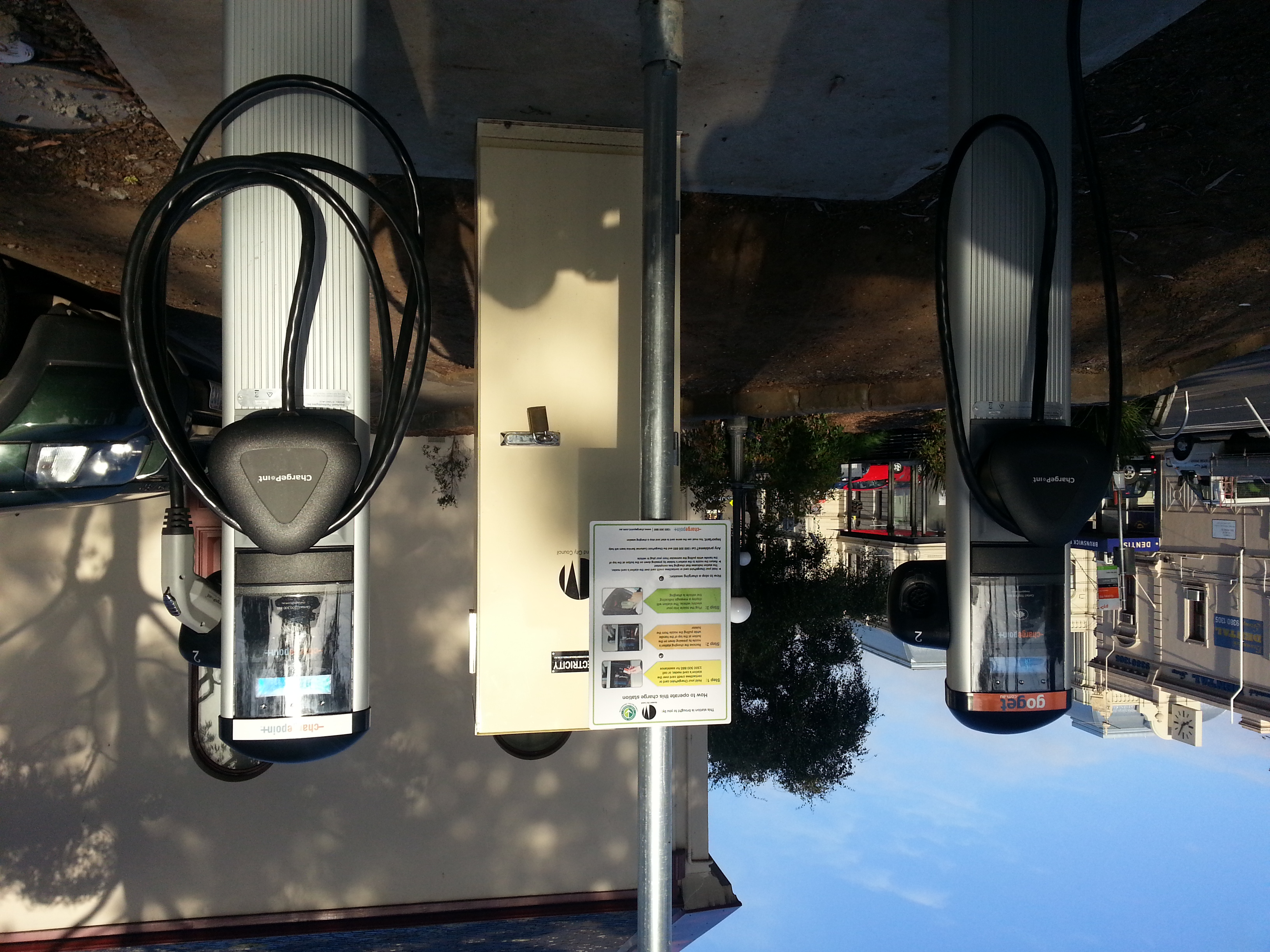 Chargepoint Chargers