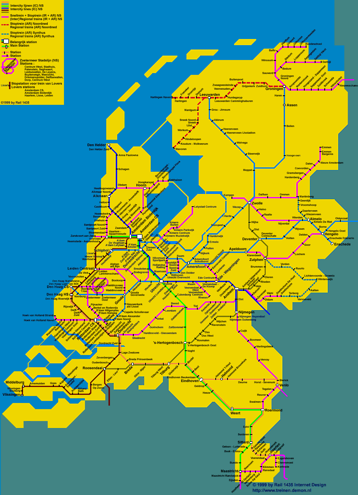 travel advice for the netherlands